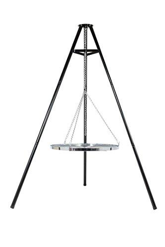 BBGrill Hanging, schwarz, 148x82x106 cm, BBQ TRIPOD