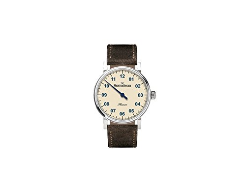 Unisex Meistersinger Phanero Mechanical Watch PH303