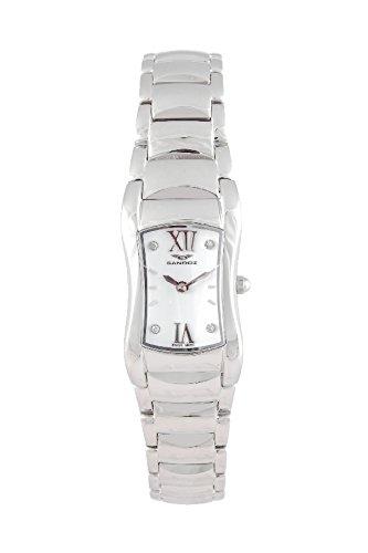 Sandoz 71596–00–Orologio da donna metallico
