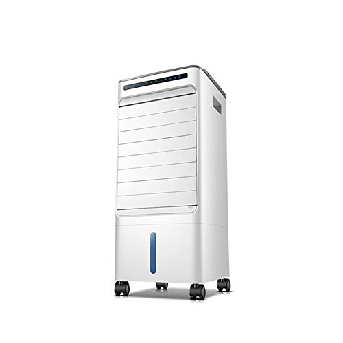 Climatiseur Mobile Ventilateur De Tour Refroidisseur D'air Froid Climatiseur Portable Mobile Évaporatif Intelligente Télécommande Timing Purification Des Ions Négatifs