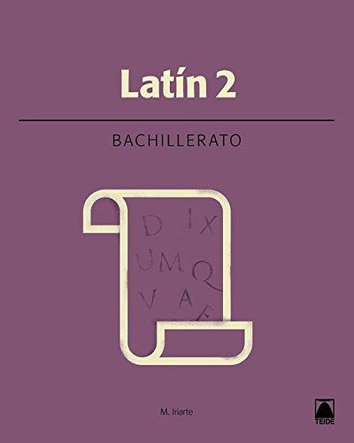 Latín 2. Bachillerato - 9788430753758