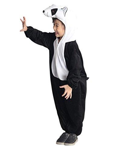 Panda-s Kostüm-e An75 Gr. 98-104, Kat. 1, Achtung: B-Ware Artikel. Bitte Artikelmerkmale lesen! Mädchen Junge-n Kleinkind-er Tier-e Kühe- Faschings- Karnevals- Fasnachts- Geburtstags- Geschenk-e (Panda Bär Kostüm Kleinkind)