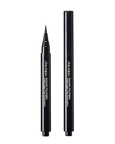 Shiseido Augen femme/woman, Automatic Fine Eyeliner Nummer BK901 Black, 1er Pack (1 x 1 ml)