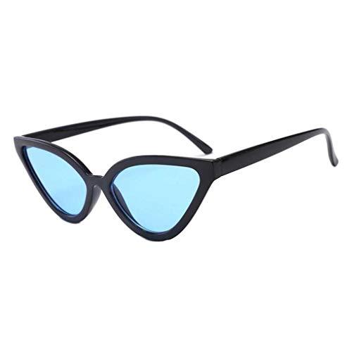 Providethebest Frauen PC Rahmen Sonnenbrillen Damen Auto Fahren Wandern Sonnenbrillen UV-Strahlen Schutz Reisen Brillen