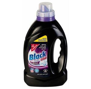Gut & Günstig Black Line Waschmittel 1500ml