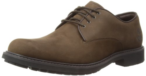 Timberland Earthkeepers Stormbuck Men's Lace-Up Shoes, Brown (Burnished Dark Brown Oiled), 10...