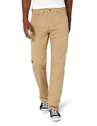 Levi's Herren Jeans 514 Straight Fit, Beige (Earth Khaki Lht Wt 786), W34/L34 - Hose Herren Khaki