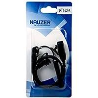 NAUZER PTT-32K Cable con Micro PTT Compatible Casco PELTOR SPORTTAC Caza