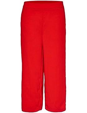 Only Pantalon Dagmar Rojo