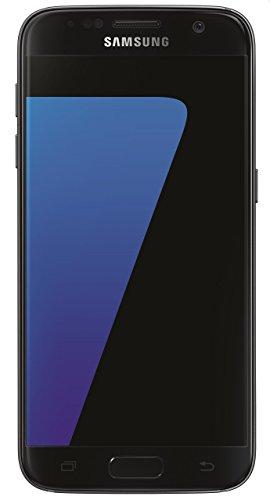 Samsung S7 Schwarz 32GB SIM-Free Smartphone (Generalüberholt) Hands Free-kopfhörer