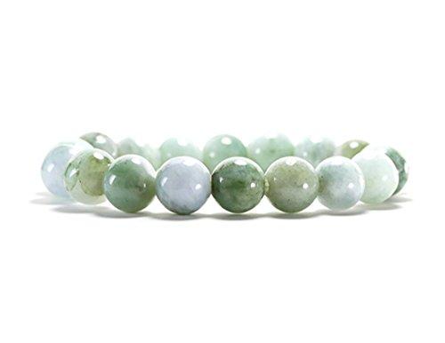 Karatgem Jewelry  -    Kein Metall (Jade-chip-armband)