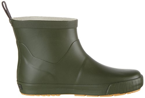 Tretorn Wings Low BD, Bottes de Pluie Mixte Adulte Grün (Forest GREEN/GUM)