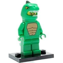 Lego Serie 5 Minifigure - Dinosaur Suit Man