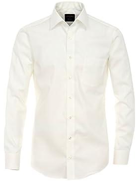 Casa Moda - Modern Fit - Bügelfreies Herren Business langarm Hemd verschiedene Farben (006550)