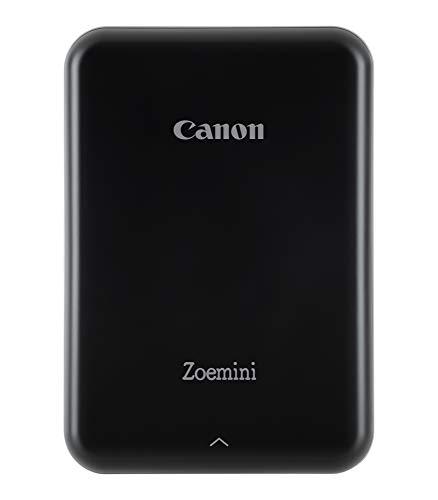 Canon Zoemini (Mini-Fotodrucker, Fotos im Format 5 x 7,5 cm, 160g, Bluetooth 4.0, eingebauter Akku,...