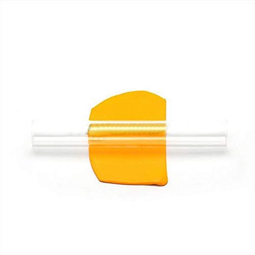 Lsgepavilion Fimo Acryl-Roller/Teigroller, transparent, zum Backen und Basteln, 1#, Einheitsgröße -