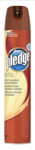 Pledge Furniture Polish 400Ml