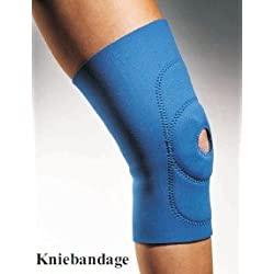 Magnet Kniebandage | Neopren | 6 Magnete | Schmerzlinderung | Knieschoner | Knieschützer
