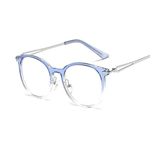 Anti-blue Light Frame Semi-metal Teen Frame Glasses D