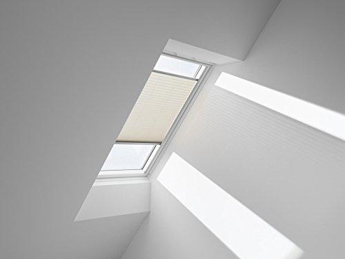 fa260e3d2e41 VELUX Pleated Blinds for Skylight Get Rabate