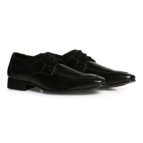 BATA Men's Miller Black Formal Shoes - 9 UK/India (43 EU)(8216006)