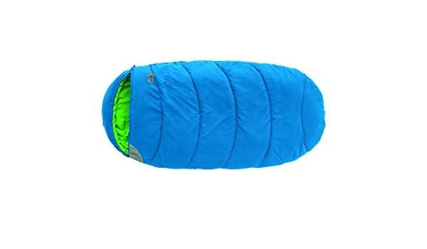 Sac de couchage Easy Camp Ellipse bleu junior