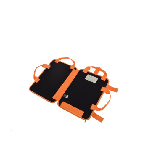 Moleskine Travelling Collection / Organizer-Einsatz Laptop 13,5'' / Kadmiumorange