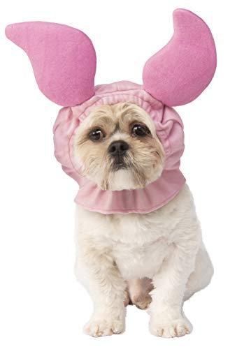 Kostüm Und Pooh The Ferkel Winnie - Rubie 's Disney: Winnie The Pooh Pet Kostüm Zubehör, Ferkel, M/L