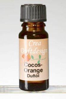 Duftöl - Cocos-Orange (10 ml) -