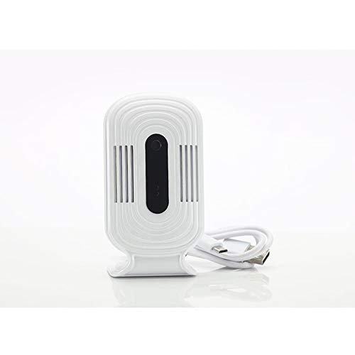 DZSF Tragbare Smart Air Quality Sensor Intelligente WiFi Hause Smog Meter CO2 HCHO TVOC Analyse Tester Detektor Temperatur Luftfeuchtigkeit Monitor