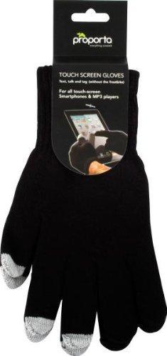 Guanti Touch per schermi tattili - per cellulari, smartphone e tablet...