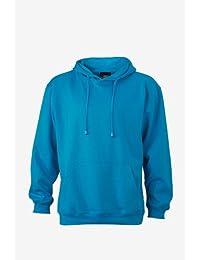 James & Nicholson Unisex Kapuzenpullover Sweatshirt Hooded Sweat