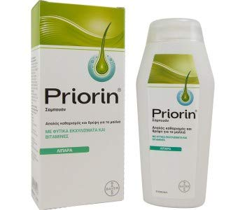 Priorin Shampoo For Greasy Hair 200ml By priorin