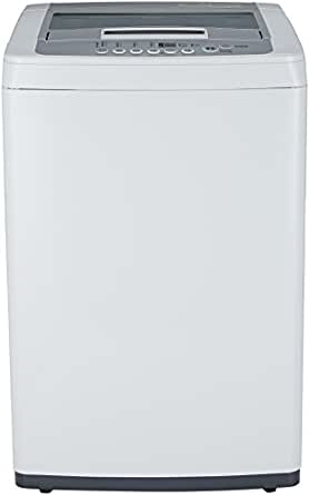 LG 6 kg Fully-Automatic Top Loading Washing Machine (T7070TDDL, Blue/White)