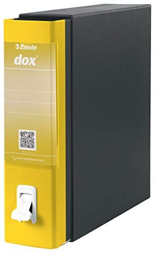 Esselte Dox 1 - Archivador anillas palanca formato