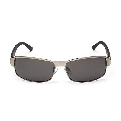 Sonnenbrillen Mode Einfache klassische männer polarisierte sonnenbrille umrandeten fahren sonnenbrille metallrahmen uv-schutz sport sonnenbrille für baseball laufen radfahren angeln golf.
