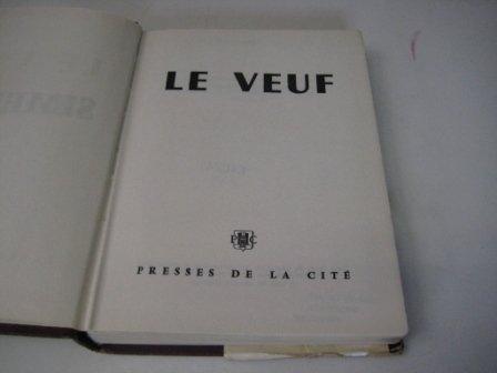 Le Veuf (French Language)