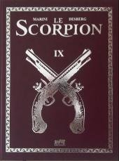 Scorpion 9 - Tirage de Tête