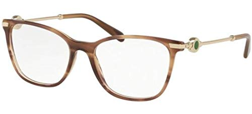 Brillen Bvlgari BVLGARI BVLGARI BV 4169 STRIPED BROWN Damenbrillen