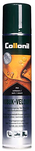 Collonil Nubuk & Velours 15920001751 Pflegesprays Velours-Leder  Schwarz (schwarz) - 2