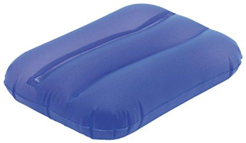 Preisvergleich Produktbild Aufblasbares Schwimmkissen - Strandkissen (blau)
