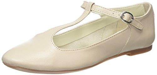 Tamaris Damen 24229 Geschlossene Ballerinas Beige (SAND 355)