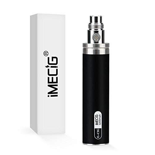 IMECIG® 3200mAh Recargable Batería Cigarrillo Electronico E-Cig Cigarro Electronico Vaporizador...