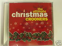 the ultimate christmas crooners cd - Cole Frank