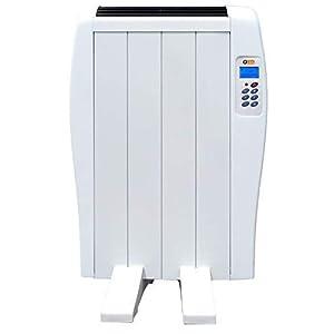Haverland EC 4   Emisor Térmico de 4 Elementos de Aluminio 600W   Hasta 8m2   Bajo Consumo   Calentamiento Rápido…
