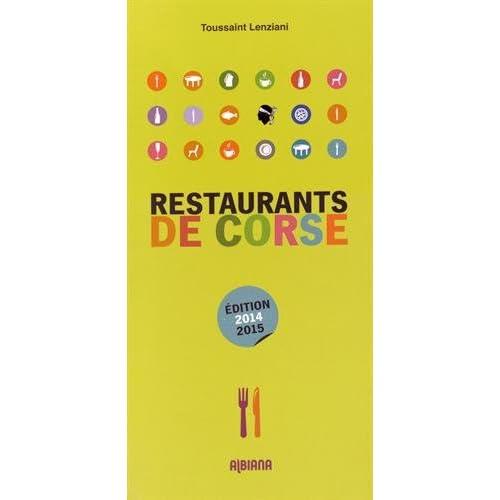 Restaurants de Corse