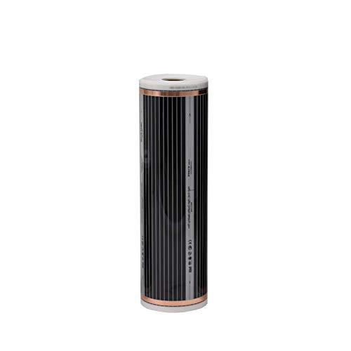 Mi-Heat 160Watt/m² 0,5x1m Infrarot Heizfolie konfektioniert Infrarotheizung