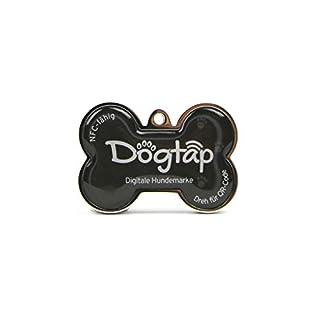 DOGTAP Solid - Die intelligente Hundemarke mit NFC Chip