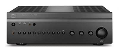 NAD C 375BEE Amplificatore audio integrato, 150 W x 2 Potenza continua, Nero prezzo scontato - Polaris Audio Hi Fi