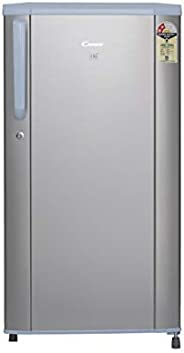 Candy 170 L 2Star Direct-Cool Single Door Refrigerator with Turbo Icing Technology (CDSD522170MS, Moon Silver)